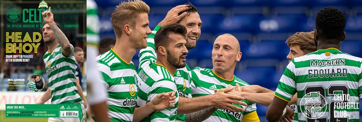 Firing on all cylinders with this week's Celtic View