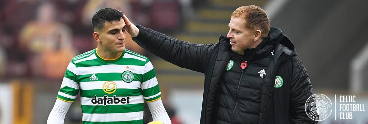 Neil Lennon hails players' response after Motherwell win