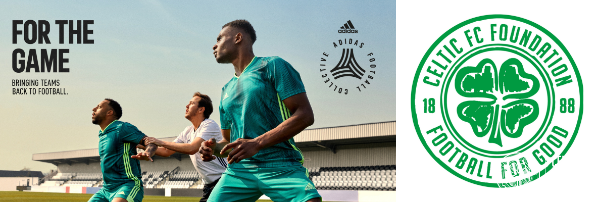 Foundation and adidas unite to support grassroots football