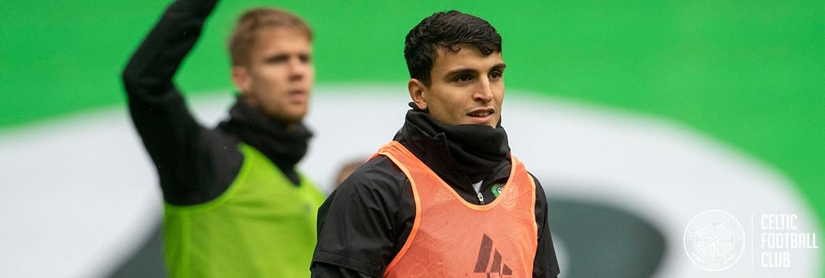 Elyounoussi: We target top performance and three points