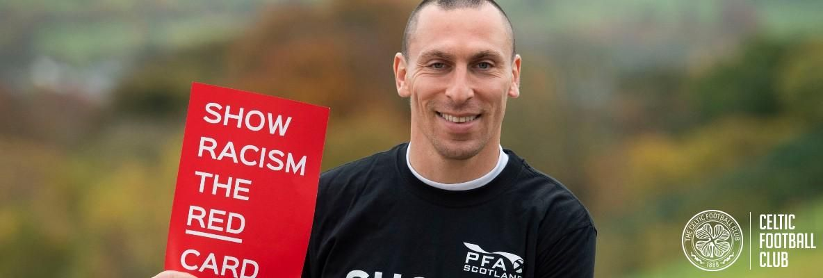 Celtic Show Racism The Red Card