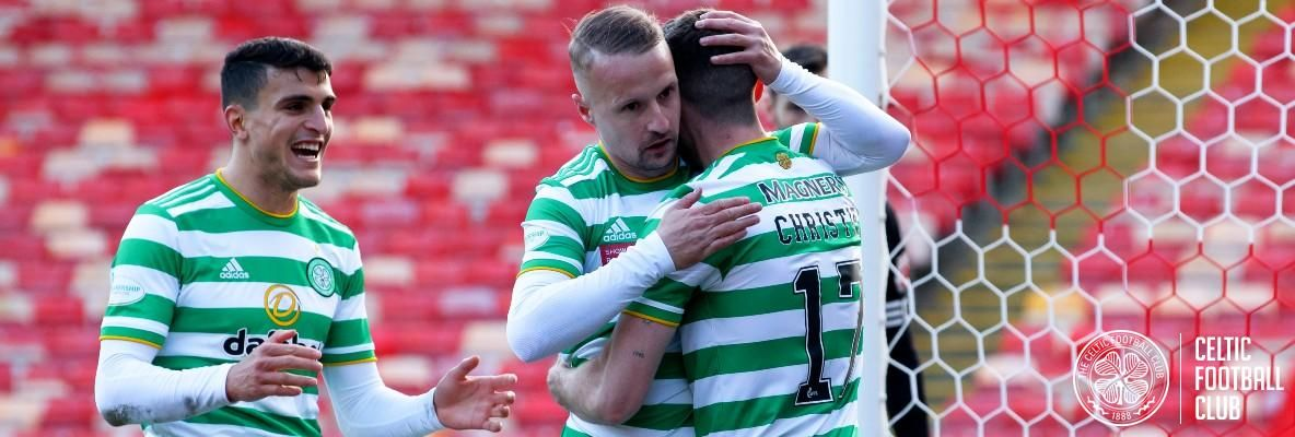 Leigh Griffiths: It's great being back in the team and scoring goals