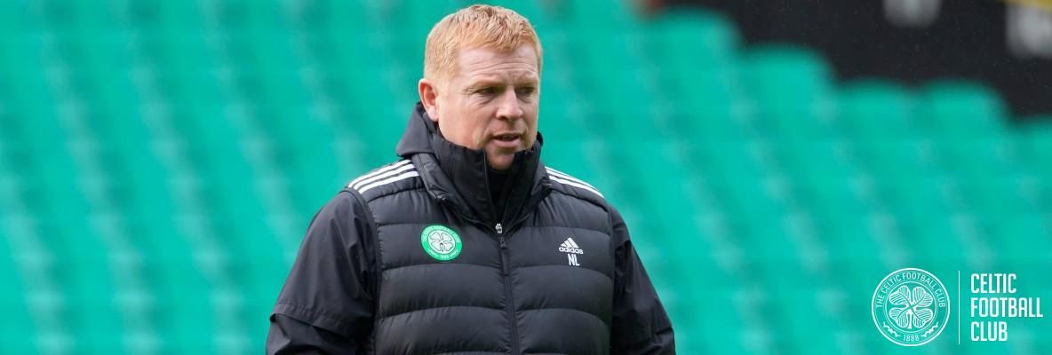 Neil Lennon: Lille game is a great test that we want to win