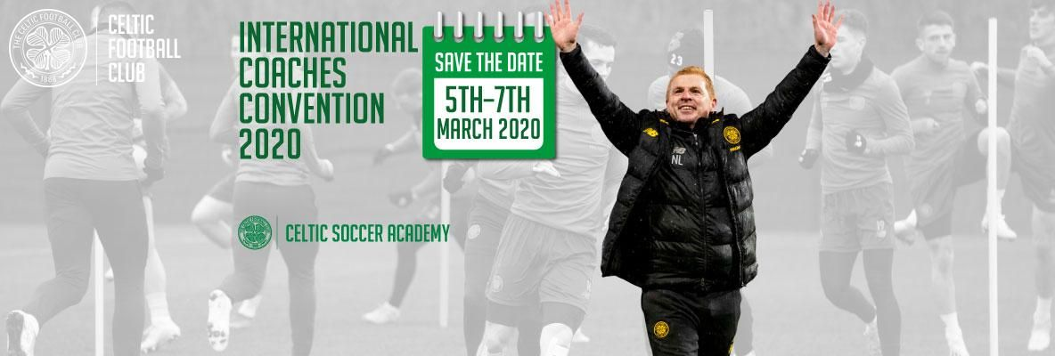 Save the date: International Coaches' Convention to return in 2020