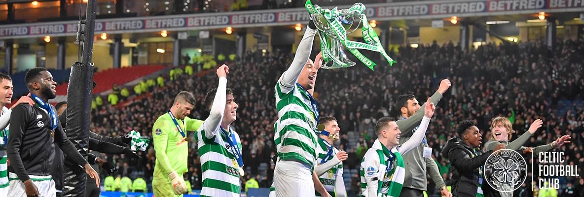 5 quick-fire talking points from Celtic's League Cup final triumph