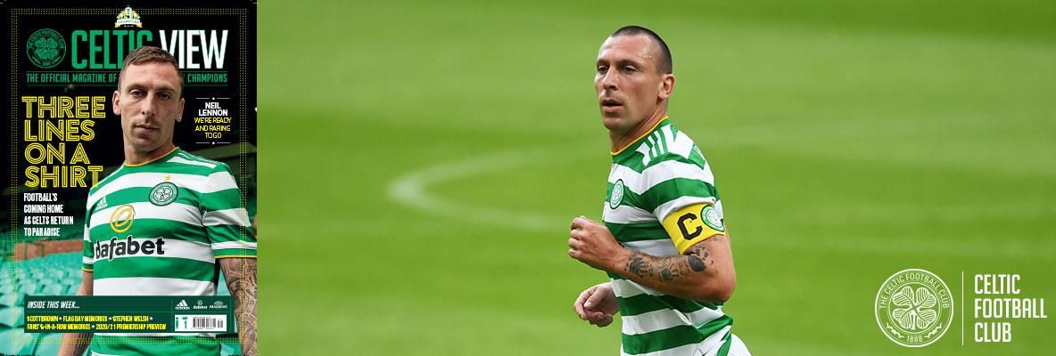 Celtic View interview: Scott Brown is taking nothing for granted