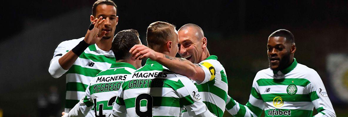 Celtic Starting XI to face Kilmarnock