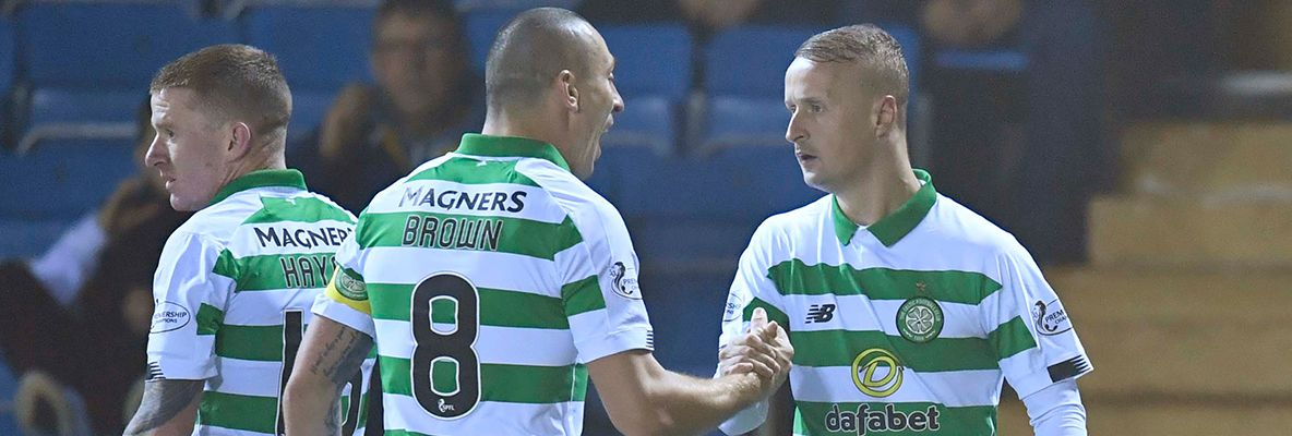Celtic starting XI to face Ross County at Paradise