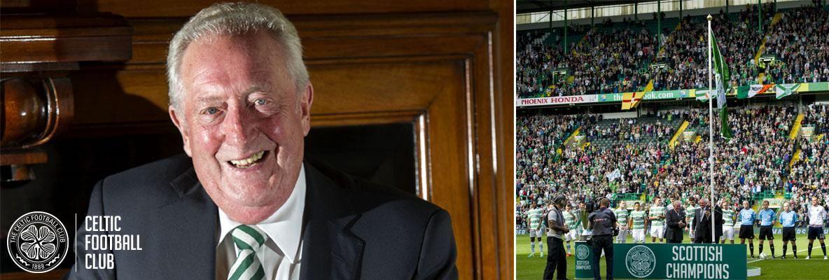 Fergus McCann's tribute to John Keane