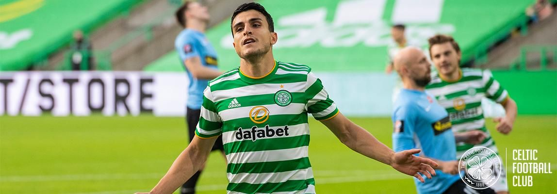 Elyounoussi at the double as Celts hit Reykjavik for six